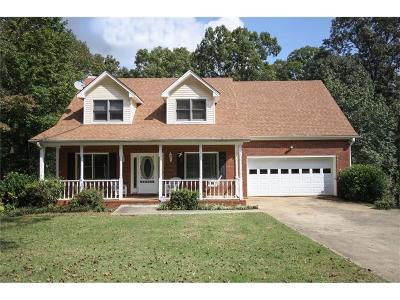 Lawrenceville Single Family Home For Sale: 271 Timber Laurel Lane