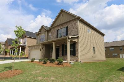Snellville Single Family Home For Sale: 7907 Nolan Trail