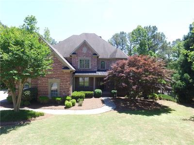 Cherokee County Single Family Home For Sale: 106 Gold Leaf Court