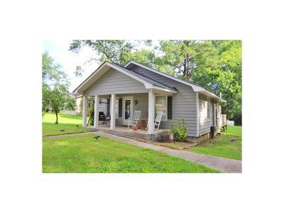 Acworth Single Family Home For Sale: 4664 McLain Circle