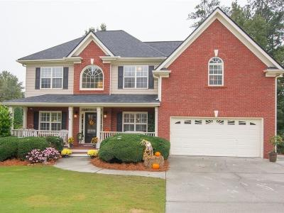 Dacula Single Family Home For Sale: 2935 Daniel Park Run