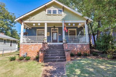 Atlanta Single Family Home For Sale: 1930 Trotti Street NE