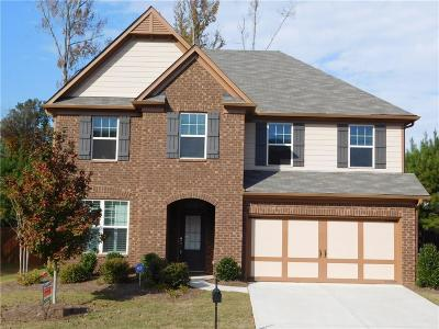 Cumming Single Family Home For Sale: 5390 Shiloh Woods Drive