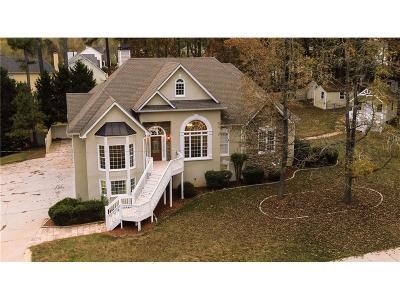 Marietta Single Family Home For Sale: 2120 Green Drive SW