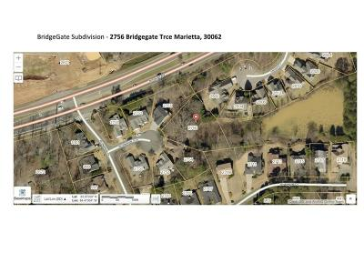 Residential Lots & Land For Sale: 2756 Bridgegate Trace