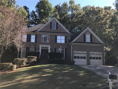 Lawrenceville Single Family Home For Sale: 2625 Lockemeade Way