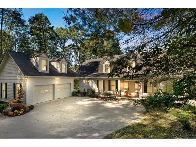 Ellijay Single Family Home For Sale: 196 River Oaks Terrace