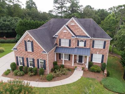 Marietta Single Family Home For Sale: 918 Saints Court