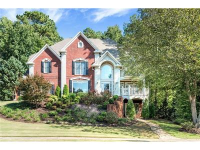 Acworth Single Family Home For Sale: 5737 Brookstone Drive