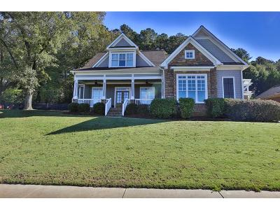 Cherokee County Single Family Home For Sale: 101 Waters Lake Lane