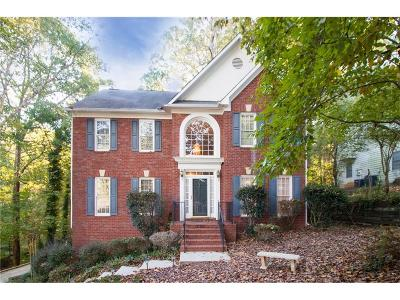 Lawrenceville Single Family Home For Sale: 450 Congress Parkway