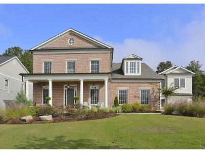 Dunwoody Single Family Home For Sale: 1852 Walbury Drive