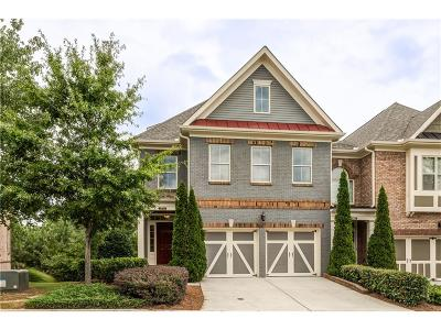 Sandy Springs Condo/Townhouse For Sale: 7955 Highland Bluff
