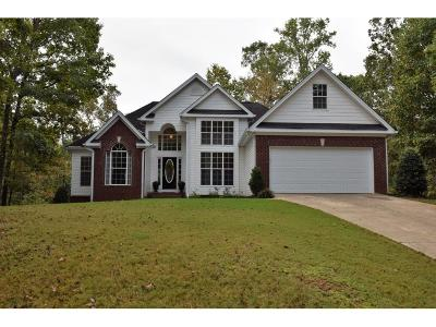 Single Family Home For Sale: 3407 Lake Ridge Place