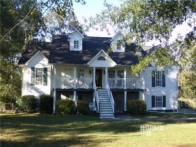 Gordon County Single Family Home For Sale: 644 Beason Road