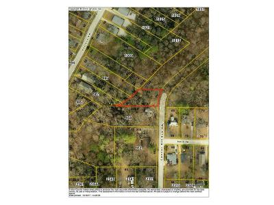 Residential Lots & Land For Sale: North Center Hill