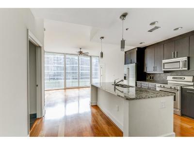 Condo/Townhouse For Sale: 1080 Peachtree Street NE #604