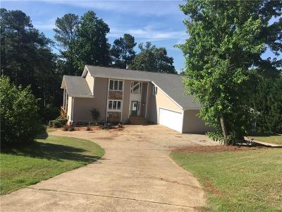 Buford Single Family Home For Sale: 5985 Blackberry Lane