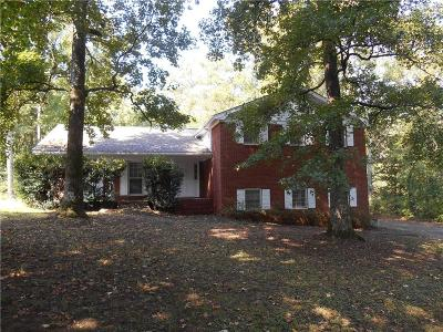 Snellville Single Family Home For Sale: 2219 Scenic Drive