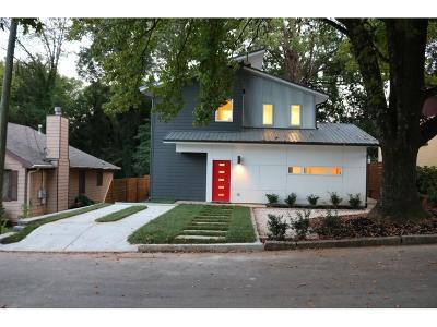 Single Family Home For Sale: 1583 NEw Street NE