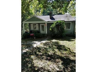 Atlanta Single Family Home For Sale: 739 San Antonio Drive NE