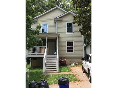 Single Family Home For Sale: 947 Garibaldi Street SW