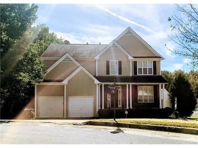 Snellville Single Family Home For Sale: 2161 Poplar Grove Court