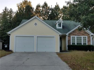 Single Family Home For Sale: 105 Greenwood Trace