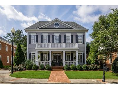 Smyrna Single Family Home For Sale: 1509 Collier Place SE