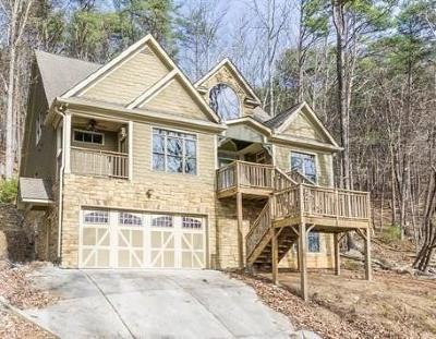 Cherokee County Single Family Home For Sale: 194 Morse Elm Loop