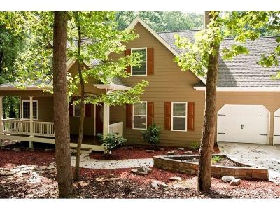 Cherokee County Single Family Home For Sale: 189 Pinebrook Drive