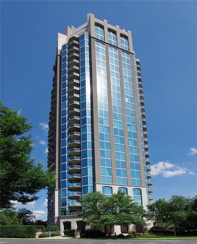 Atlanta Condo/Townhouse For Sale: 2795 Peachtree Road NE #1009