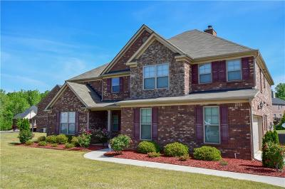 Snellville Single Family Home For Sale: 4457 Bridgehaven Drive