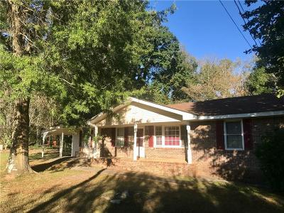 Cumming Single Family Home For Sale: 4435 Martin Road