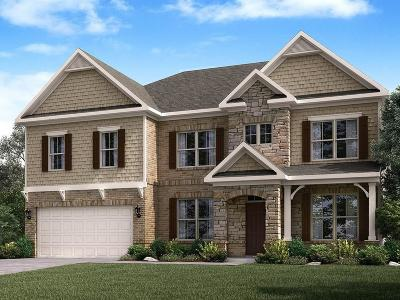 Fulton County, Dekalb County, Cobb County, Douglas County, Henry County, Cherokee County, Gwinnett County, Rockdale County, Forsyth County, Paulding County, Fayette County, Coweta County Single Family Home For Sale: 1024 Nash Springs Circle