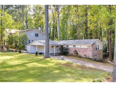 Atlanta Single Family Home For Sale: 2158 Abby Lane NE