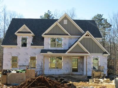 Douglasville Single Family Home For Sale: 5513 Oconee Drive