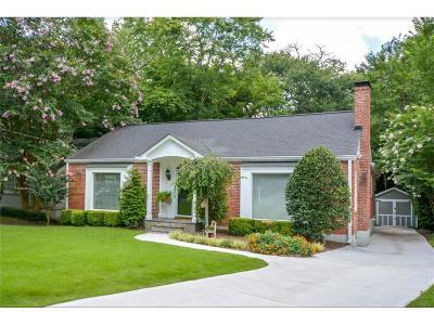 Atlanta Single Family Home For Sale: 2045 Fairhaven Circle NE
