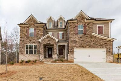 Buford Single Family Home For Sale: 3911 Crimson Ridge Way