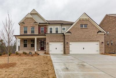 Buford Single Family Home For Sale: 3925 Crimson Ridge Way