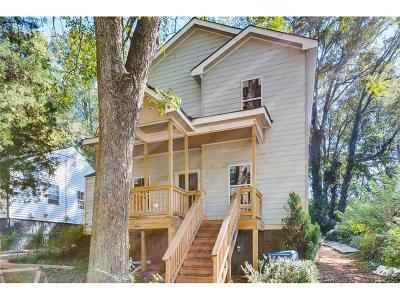Atlanta Single Family Home For Sale: 1587 Alder Court SE