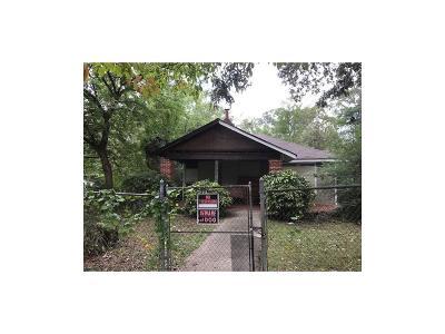 Atlanta Single Family Home For Sale: 204 Rhodesia Avenue SE