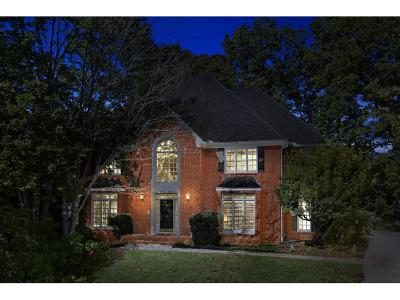 Acworth Single Family Home For Sale: 1650 Grandwood Circle NW