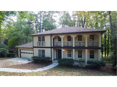 Lilburn Single Family Home For Sale: 377 Angie Court SW