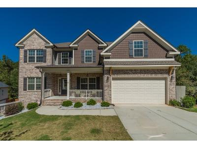Grayson Single Family Home For Sale: 265 Amberbrook Circle