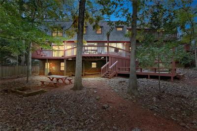 Roswell Single Family Home For Sale: 1155 Martin Ridge Road