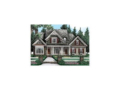 Cartersville Single Family Home For Sale: 27 Greywood Lane SE