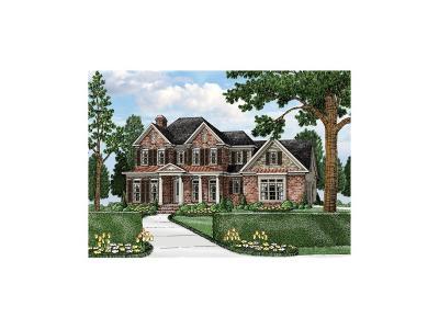 Cartersville Single Family Home For Sale: 22 Plantation Ridge Drive SE