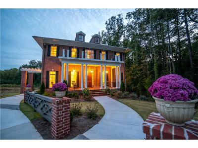 Marietta GA Single Family Home For Sale: $1,899,900