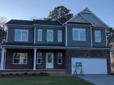 Canton Single Family Home For Sale: 177 Cherokee Reserve Circle